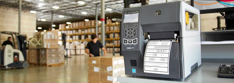 Zebra ZT200 belépő szintű ipari nyomtató