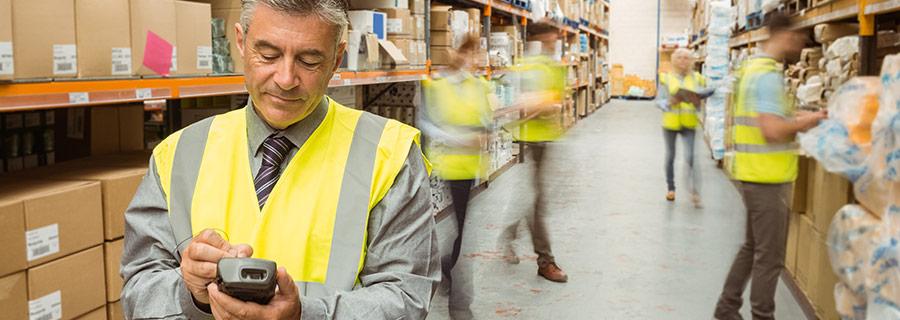 Datalogic megoldások logisztikával és raktározással foglalkozó cégek számára