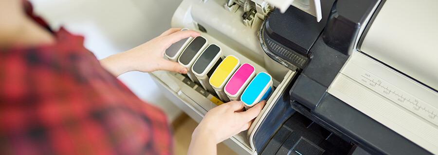 Így csökkenthető hatékonyan a tintasugaras nyomtatók fogyasztása