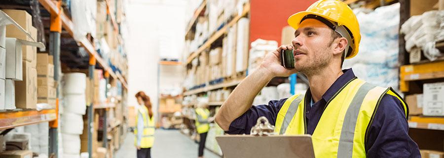 Az ipari logisztikával foglalkozó francia cég is a Zebra eszközeivel könnyíti meg a raktári munkát