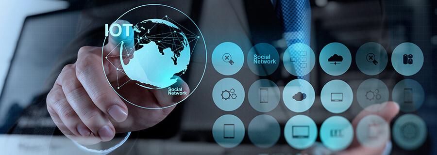Mi a dolgok internete, és hogyan formálja a kereskedelmi láncok jövőjét?