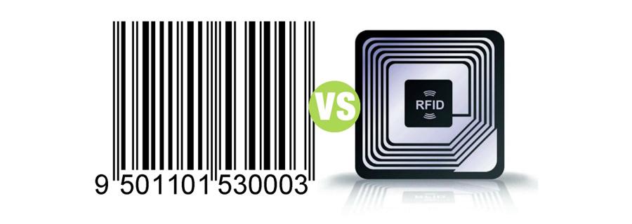 Vonalkód és RFID: érdemes fontolóra venni mielőtt választana
