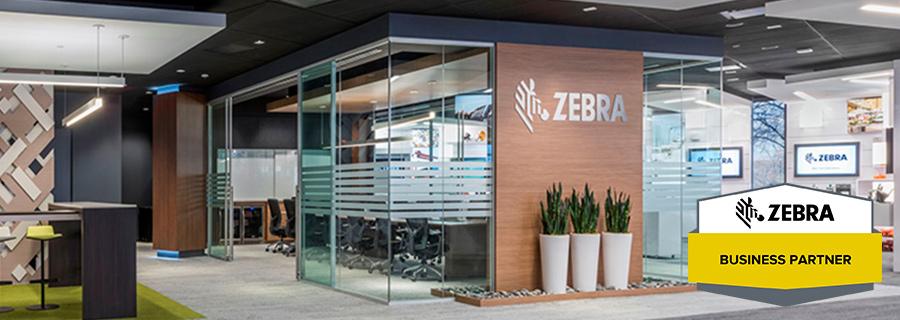 Cégünk új szintre lépett, Zebra Business partnerek lettünk