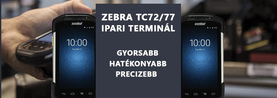 Viszlát, papírmunka, viszlát, hibás adatrögzítés! - A Zebra új termináljai gyerekjátékká teszik az adminisztrációt.
